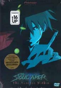 Soul taker vol 1 Monster within DVD