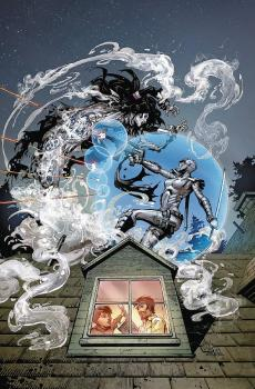 SILENCER VOL. 03: UP IN SMOKE (TRADE PAPERBACK)