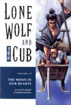 Lone wolf and cub vol 19 The moon in our hearts TP