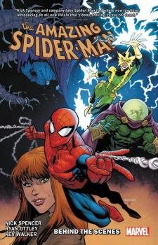 AMAZING SPIDER-MAN BY NICK SPENCER VOL. 05: BEHIND THE SCENES (TRADE PAPERBACK)