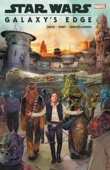 STAR WARS: GALAXY'S EDGE (TRADE PAPERBACK)