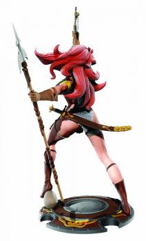 RED SONJA 45TH ANNIVERSARY COLLECTION STATUE