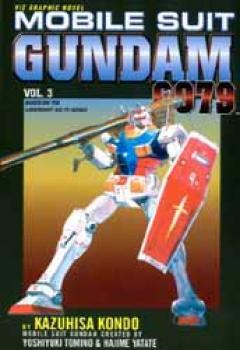 Mobile suit Gundam 0079 vol 3 TP