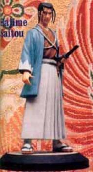 Samurai X Rurouni Kenshin OVA Hajime PVC figure