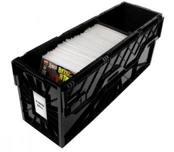 BCW Long Comic Book Bin (Stackable Plastic Box)