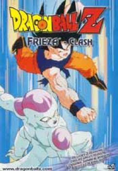 Dragonball Z 24 Frieza Clash DVD Bilingual