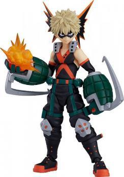My Hero Academia Action Figure - Figma Katsuki Bakugo