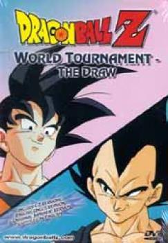 Dragonball Z 54 World tournament The draw DVD Bilingual