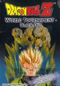 Dragonball Z 55 World Tournament Black out DVD Bilingual