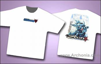 Gundam Zeon fighters T-shirt L