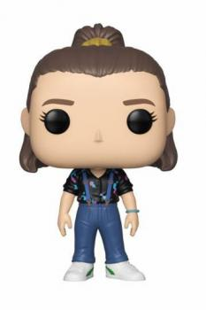STRANGER THINGS S3 POP VINYL FIGURE - ELEVEN WITH PONYTAIL