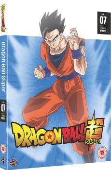 Dragon ball Super Season 01 Part 07 (Episodes 79-91) DVD UK