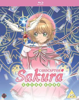 Cardcaptor Sakura Clear Card Part 02 Blu-Ray UK