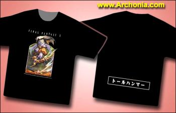 FFX Ixion T-shirt XL