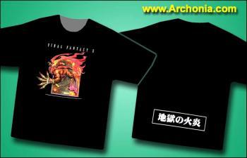 FFX Ifrite T-shirt L