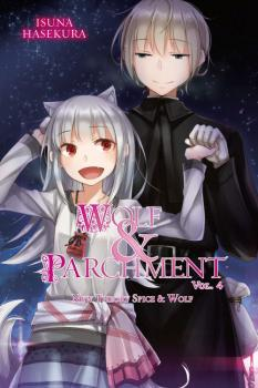 Wolf and Parchment vol 04 Novel