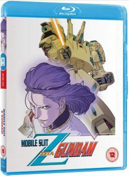 Mobile Suit Zeta Gundam Part 02 Blu-Ray UK