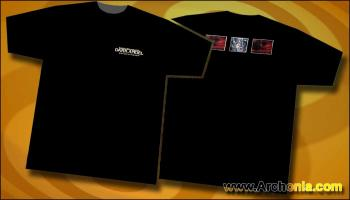 Dark angel Phoenix resurrection T-shirt L