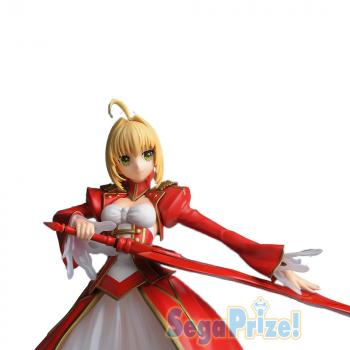 Fate/Extra Last Encore Super Premium PVC Figure - Saber EXTRA