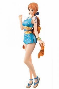 One Piece Ichibansho PVC Figure - Nami (Onami)