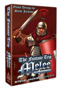 The Fantasy Trip RPG - Melee