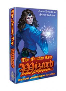 The Fantasy Trip RPG - Wizard