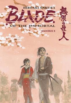 Blade of the Immortal Omnibus vol 10 GN Manga