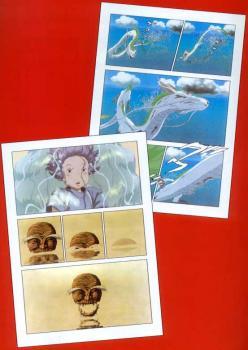 Spirited away anime comic 3