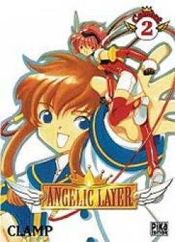 Angelic layer tome 2