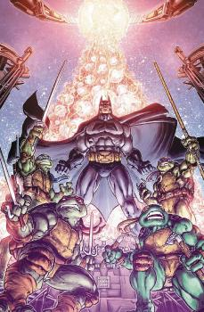 BATMAN TEENAGE MUTANT NINJA TURTLES III #6 (OF 6)