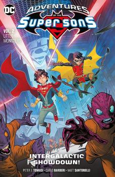 ADVENTURES OF THE SUPER SONS VOL. 02: LITTLE MONSTERS (TRADE PAPERBACK)