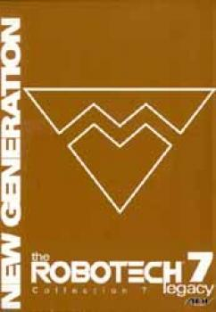 Macross saga 7 The Robotech legacy New generation 3 DVD box set