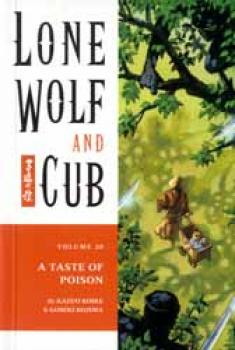 Lone wolf and cub vol 20 A taste of poison TP