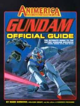 Gundam The official guide