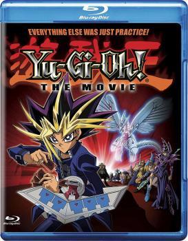 Yu-Gi-Oh! The Movie Blu-Ray