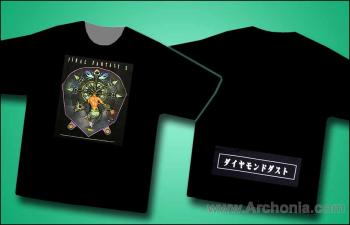 FFX Shiva T-shirt XL