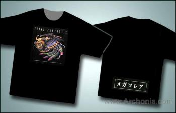 FFX Bahamut T-shirt XL