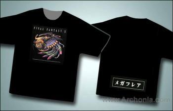 FFX Bahamut T-shirt L