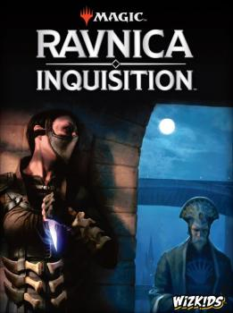 Ravnica Inquisition Party Game