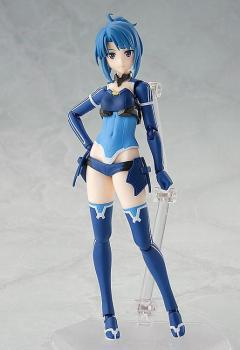 Alice Gear Aegis Figma Action Figure - Rei Takanashi