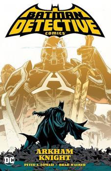 BATMAN DETECTIVE COMICS VOL. 02: ARKHAM KNIGHT (HARDCOVER)