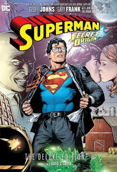 SUPERMAN: SECRET ORIGIN DELUXE EDITION (HARDCOVER)