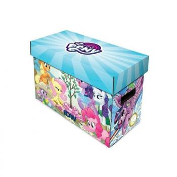 IDW MY LITTLE PONY 5-PACK SHORT COMIC BOX