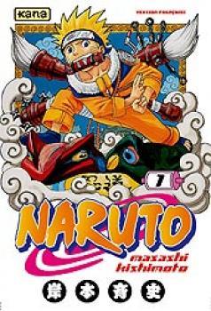 Naruto tome 01