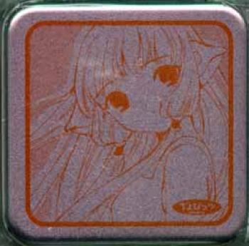 Chobits Memo pad in a can A