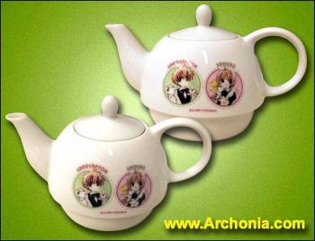 Cardcaptor Sakura teapot