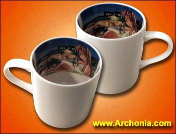 Love Hina Mug cup