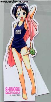 Love Hina Desk-top standee Shinobu