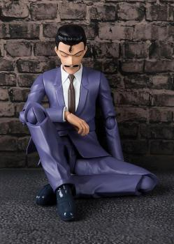 Case Closed S.H. Figuarts Action Figure - Kogoro Mouri