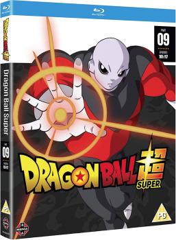 Dragon ball Super Season 01 Part 09 (Episodes 105-117) Blu-Ray UK